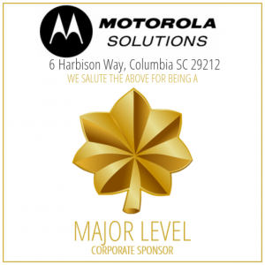 Motorola Solutions proudly sponsors the SC Troopers Association