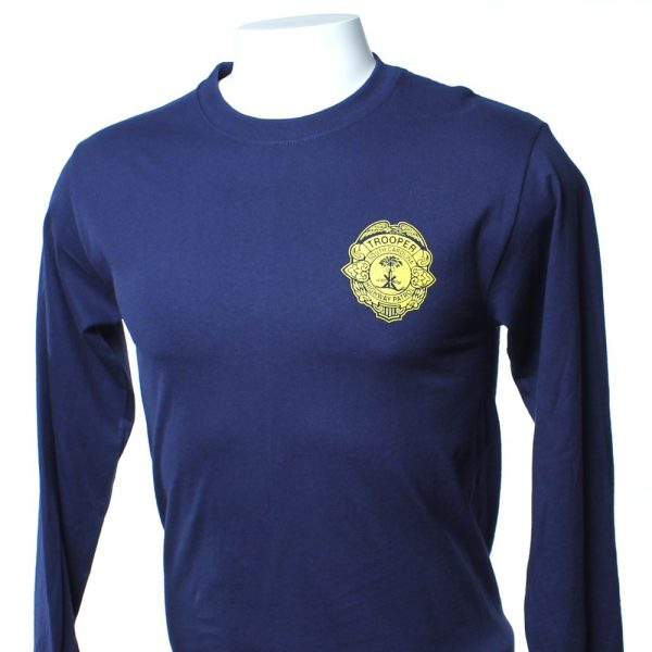 SC State Trooper t-shirt RESTRICTED front