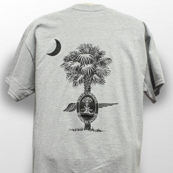 HP Palmetto Wing Tree T-Shirt Back