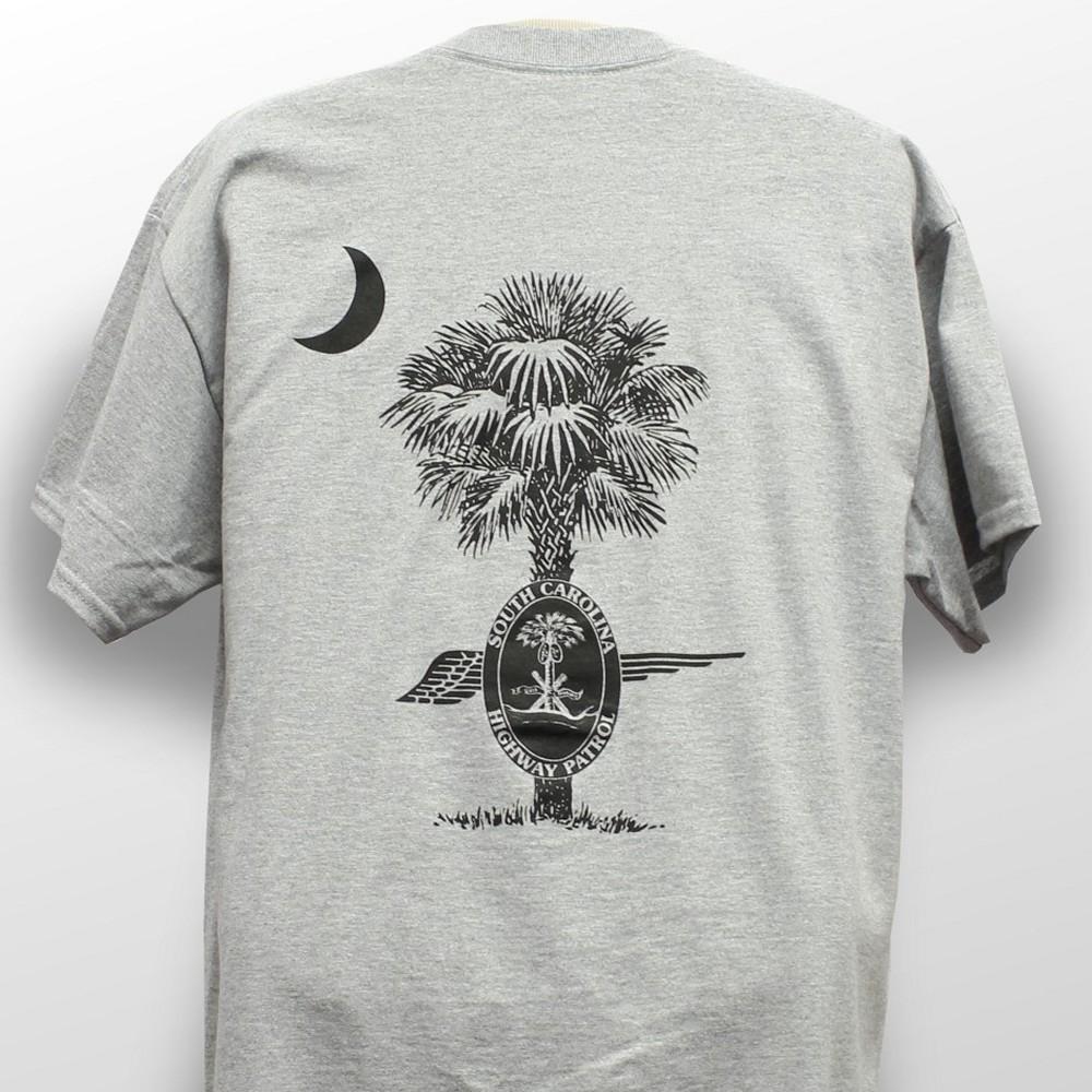 HP Palmetto Wing Tree T-Shirt Back