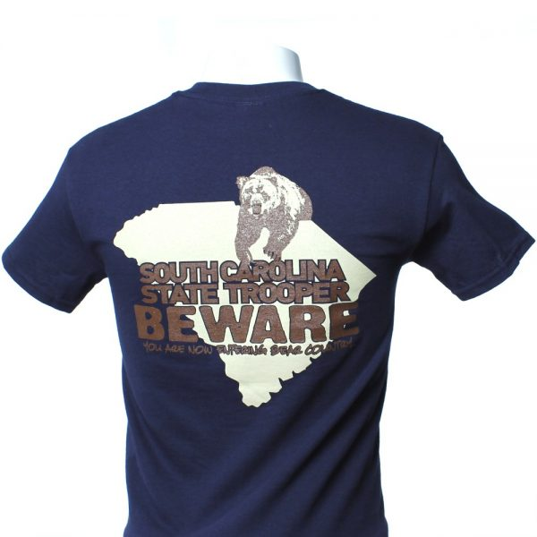 You Are Entering Bear Country t-shirt