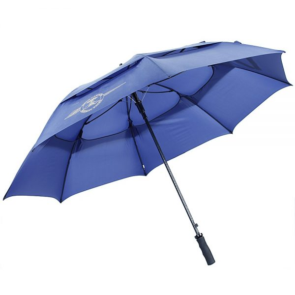 Gold Wing golf umbrella front