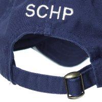 Sandwich Ballcap with SCHP back detail