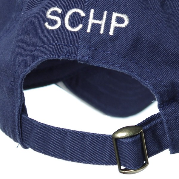 Sandwich Ballcap with SCHP back detail