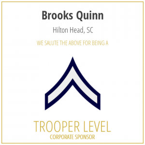 Brooks Quinn proudly sponsors the SC Troopers Association