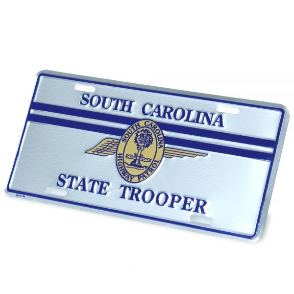 Official SC Highway Patrol License Plate